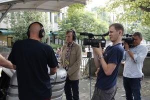 Frank Jansen vom Tagesspiegel im Interview